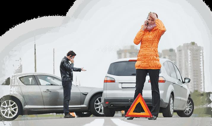 Trafik Sigortası Kaza Görüntüsü